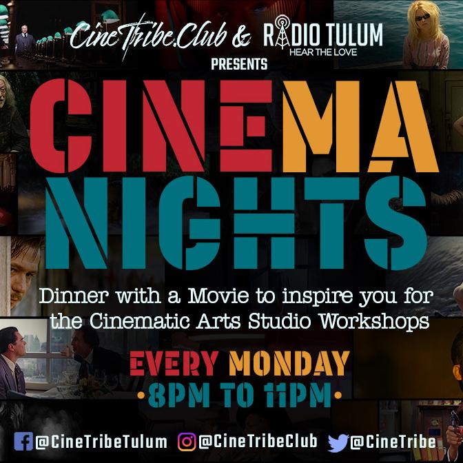 Cinema Nights Tulum S